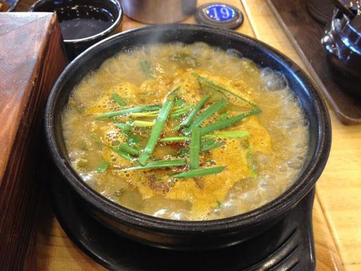 韓国エスコートアガシと韓国料理 チュオタン